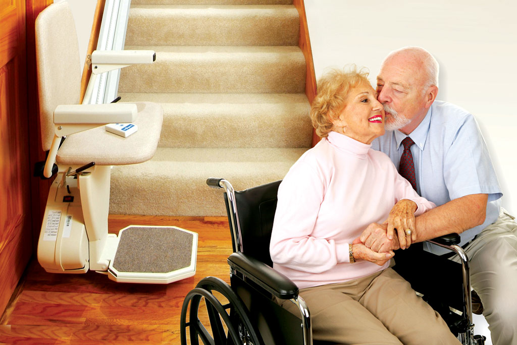 straight-stairlift