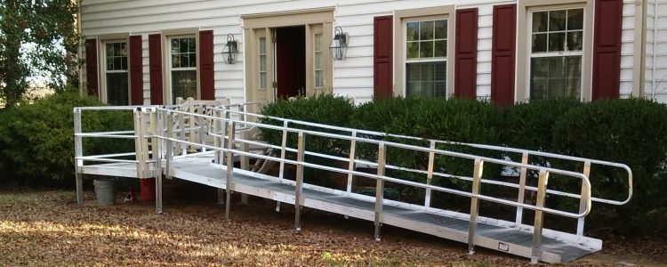 Wheelchair Access Ramps