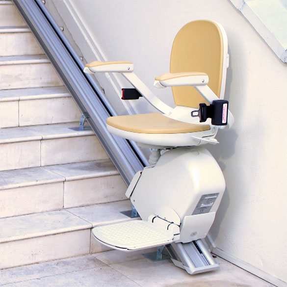 Stair Lift For Home, Curved Stair Lift, Acorn Stairlifts
