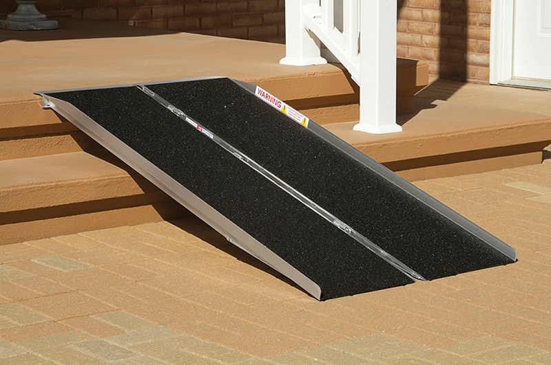 Stair Ramps Portable Ramps For Stairways Folding Ramps