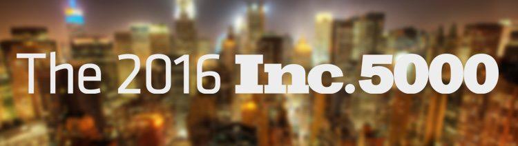 Centerspan Named #435 on 2016 Inc. 5000 List