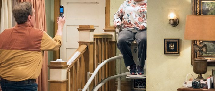What Roseanne and Her Stair Lift Teach Us