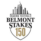 Belmont Stakes 150 logo