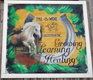 Pal-O-Mine program at Belmont